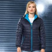 Homerton College Women's Padded Jacket